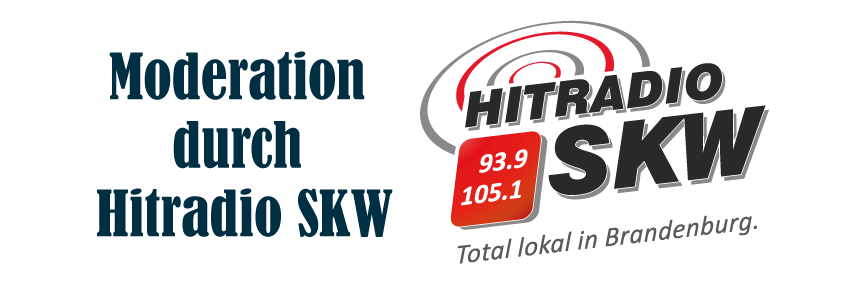 Moderation durch Hitradio SKW